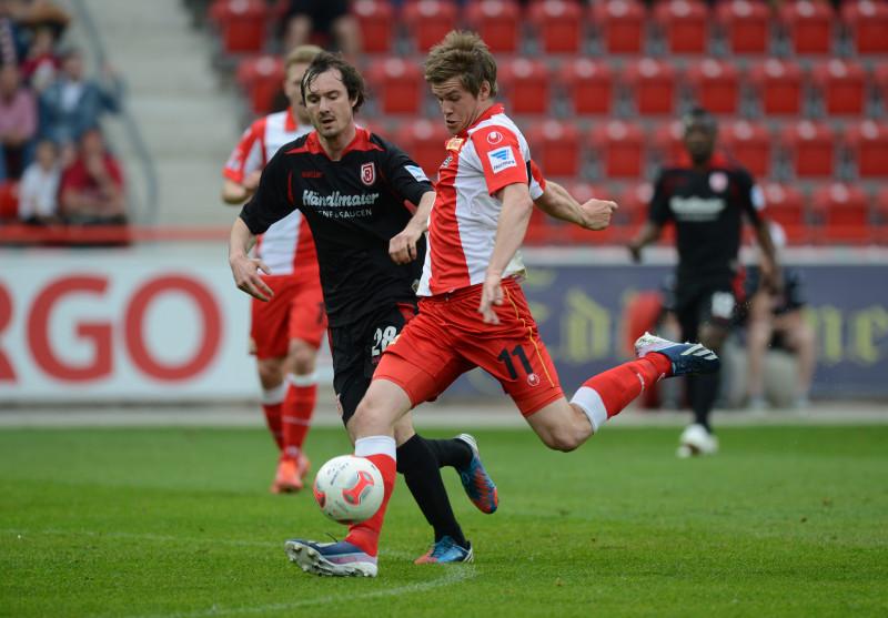 1. FC Union - Jahn Regensburg 2012/13