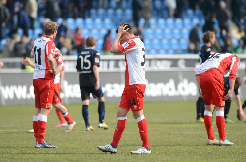 FSV Frankfurt - 1. FC Union 2012/13