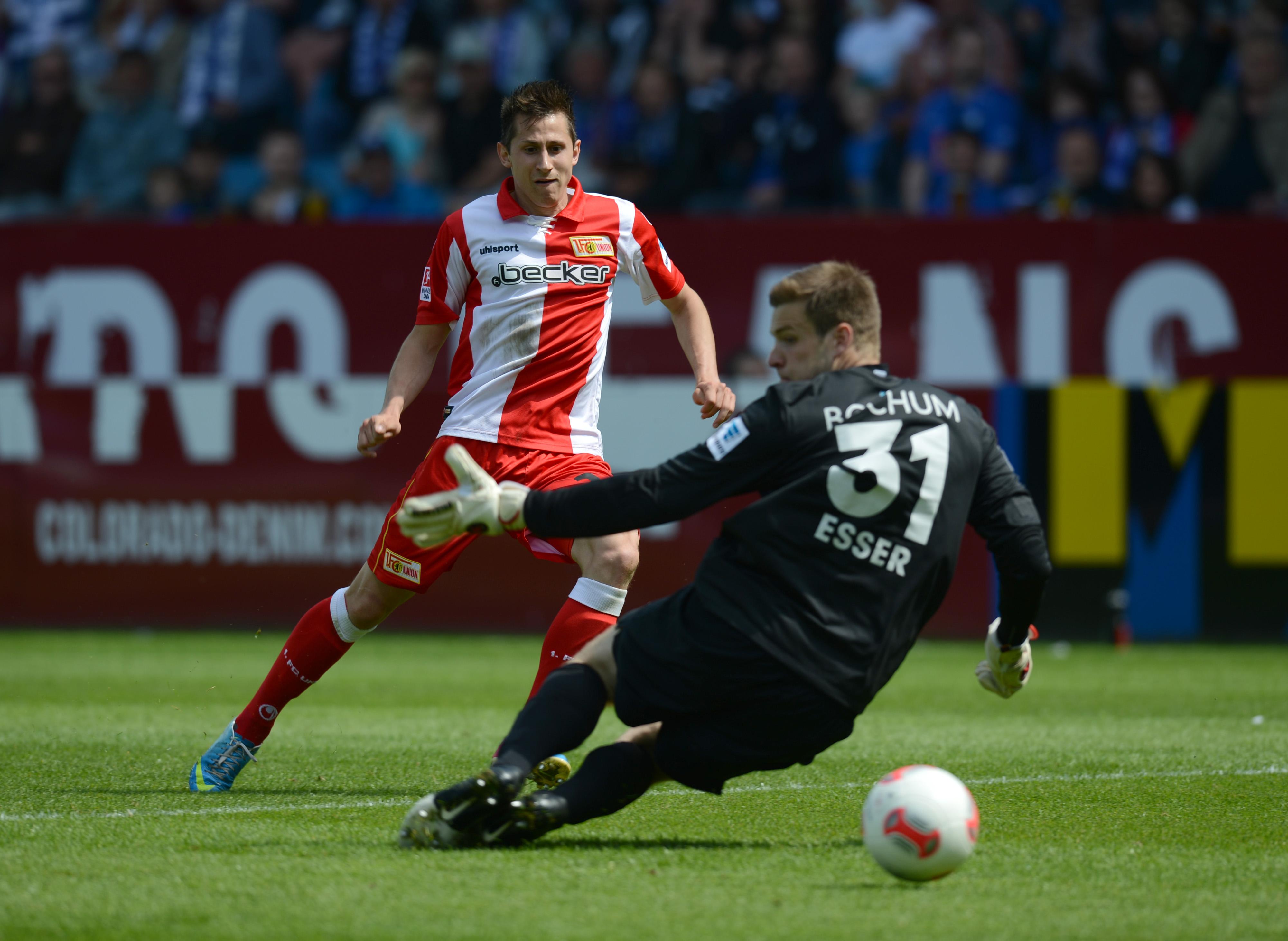 VfL Bochum - 1. FC Union 2012/13