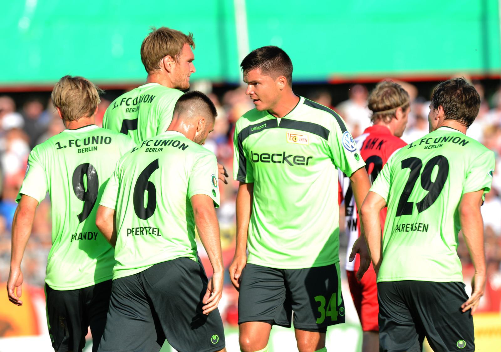 Regensburg - 1. FC Union  2013/14