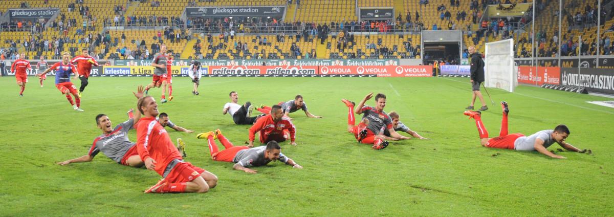 Dresden - 1. FC Union 2013/14