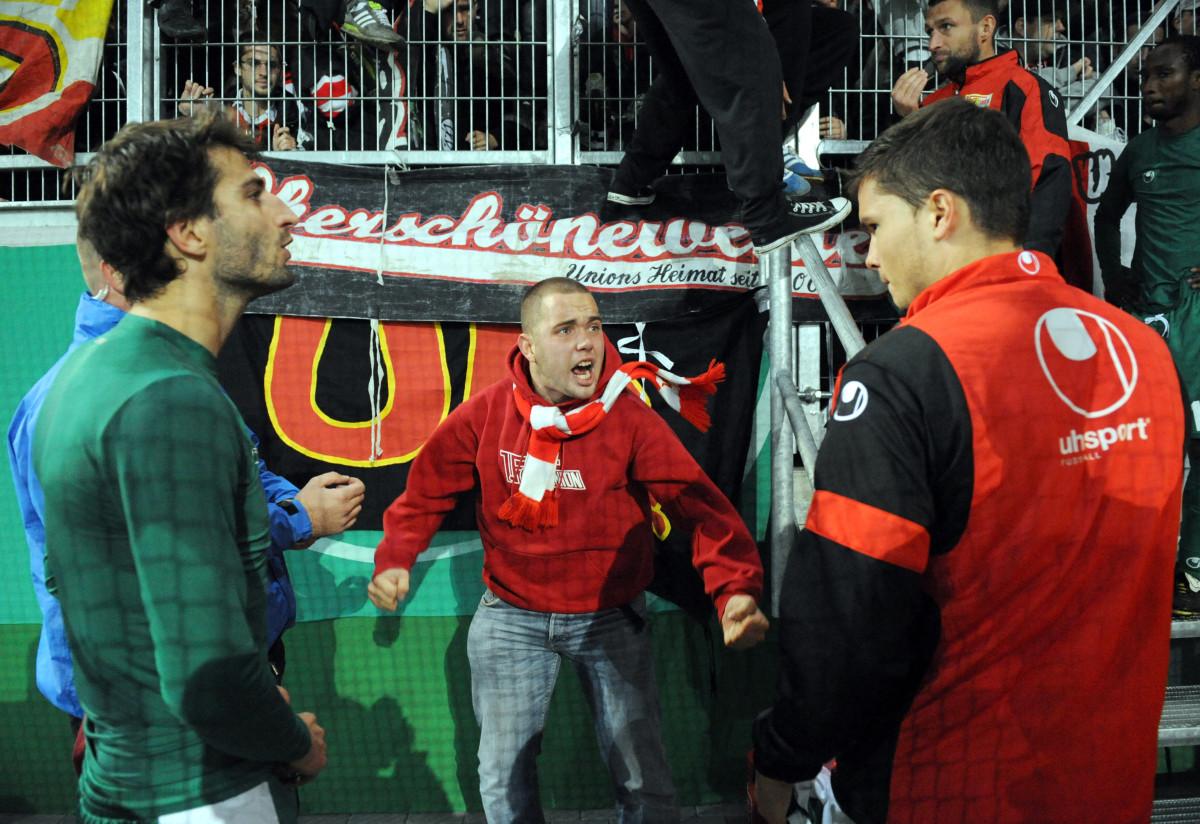 DFB-Pokal 12/13 Union scheidet bei Drittligist Offenbach aus