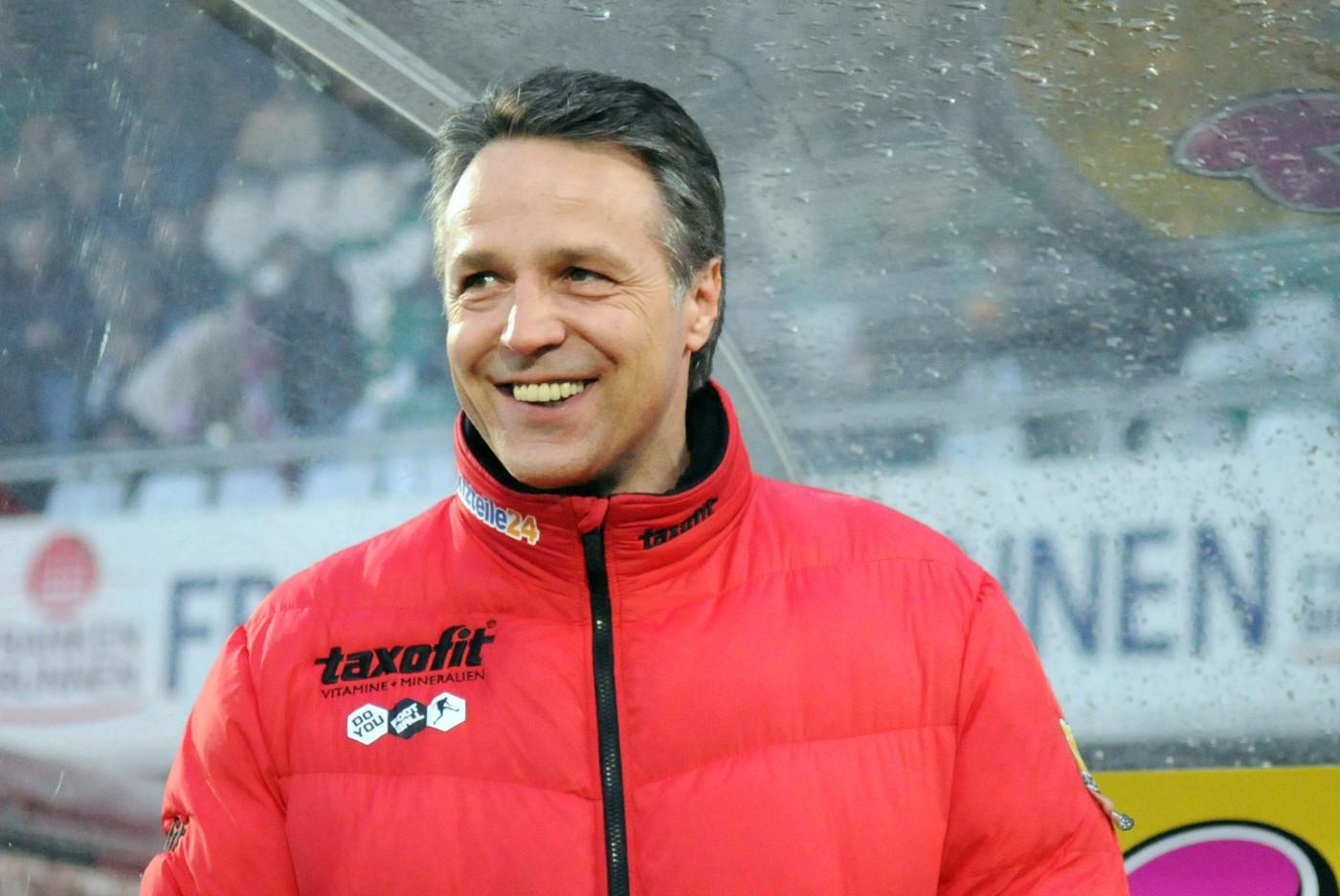 Uwe Neuhaus lacht (Foto: Koch)