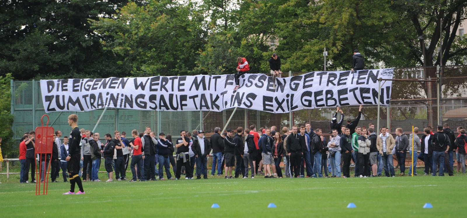 Fur Mehr Bodenhaftung Textilvergehen 1 Fc Union Berlin