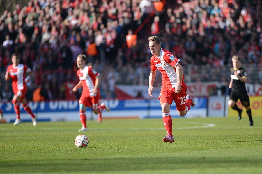 1.FC Union Berlin - 1.FC Kaiserslautern 0:0