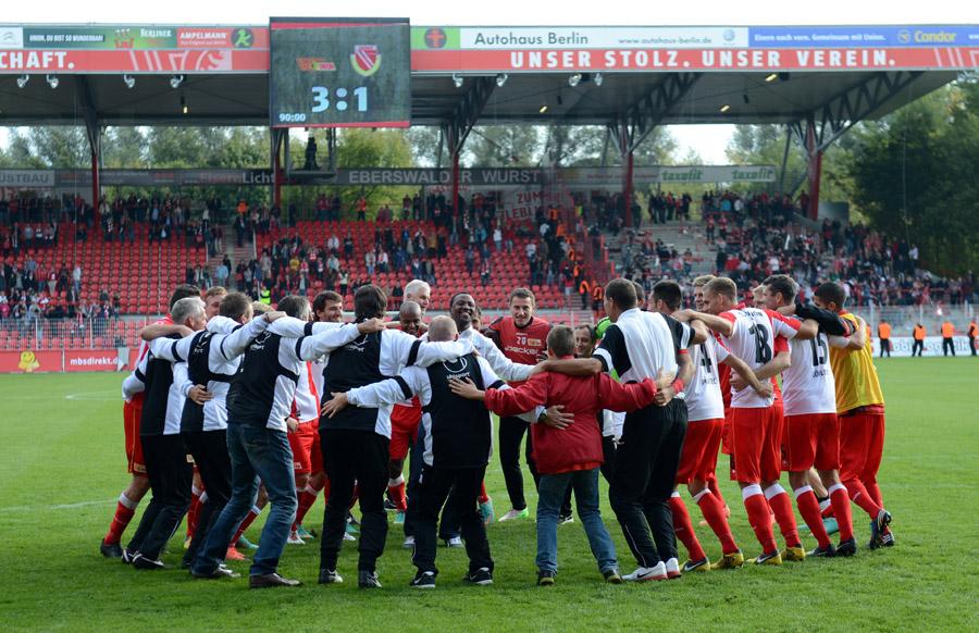 Union - Cottbus 2012/13