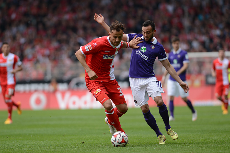 1.FC Union Berlin - Erzgebirge Aue 1:2