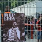 Gedenken an Eddy.