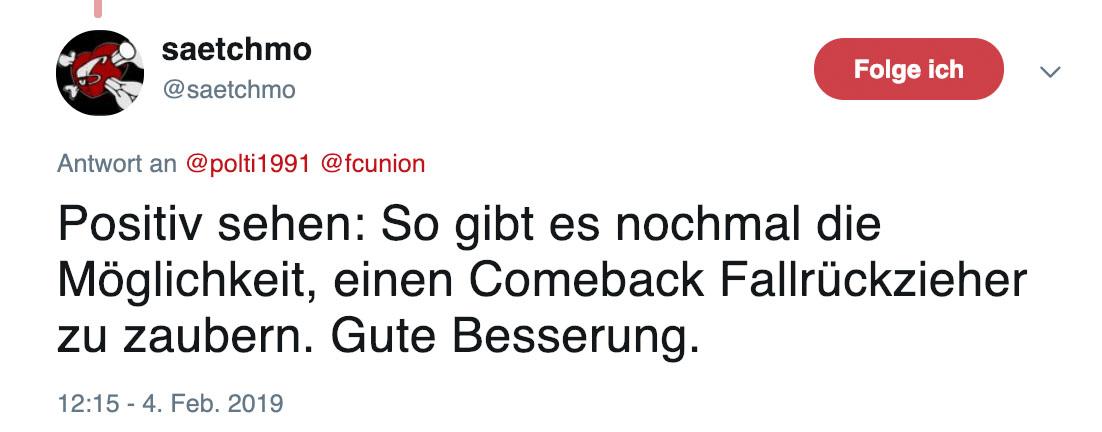 Mutmacher für Sebastian Polter, Twitter: @saetchmo