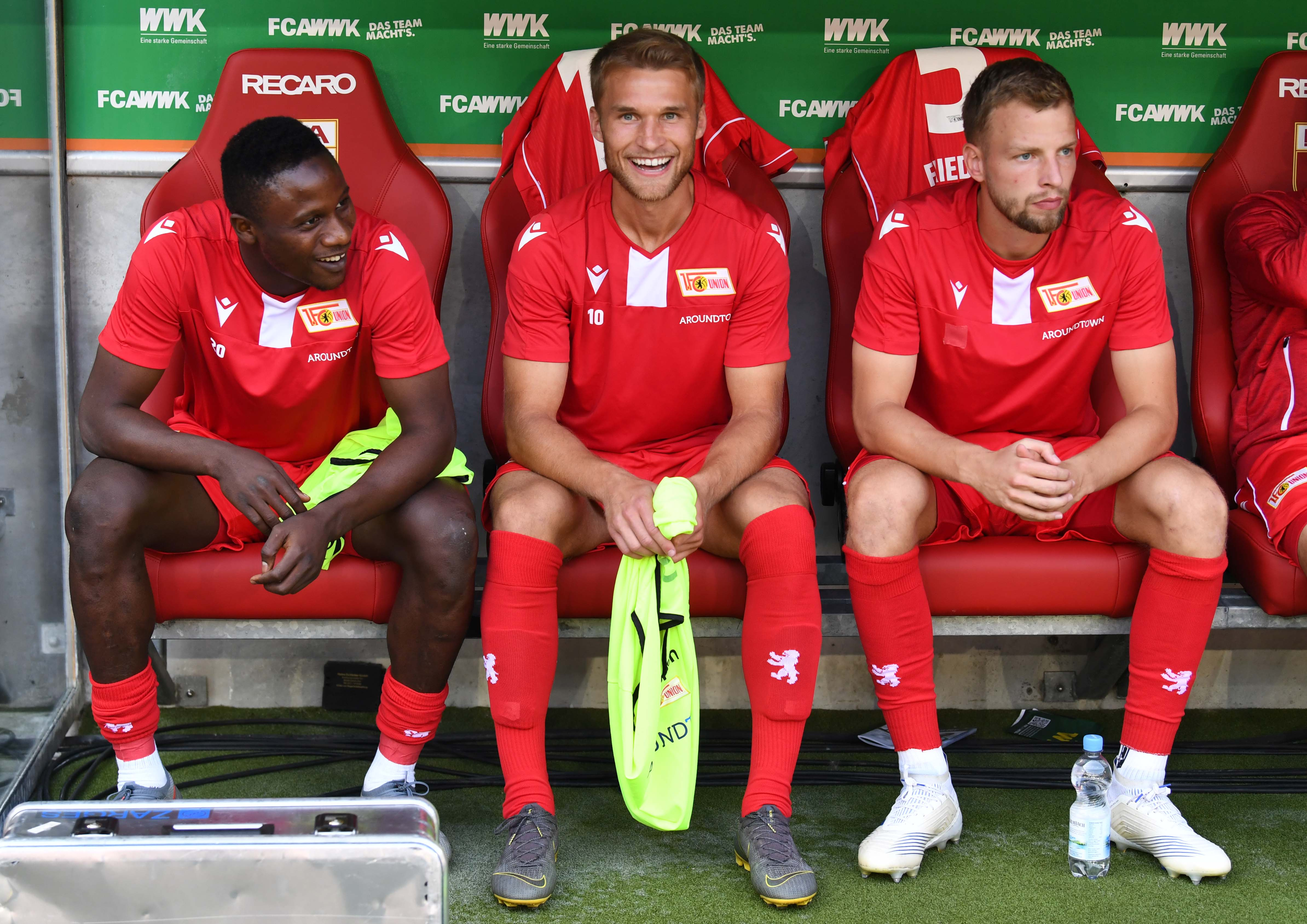 Marvin Friedrich 1. FC Union