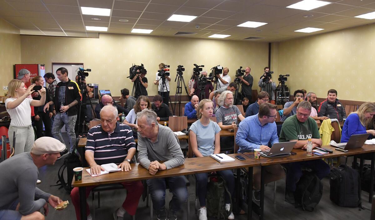 1. FC Union Pressekonferenz
