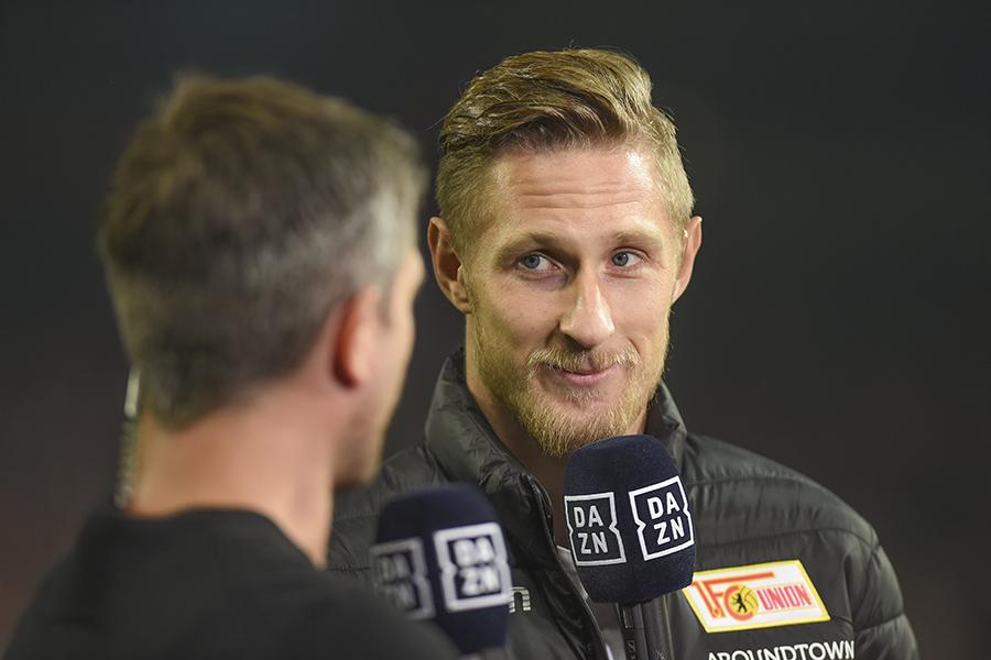 Dazn kam über Umwege diese Saison zu Live-Rechten an der Bundesliga, Foto: Stefanie Fiebrig