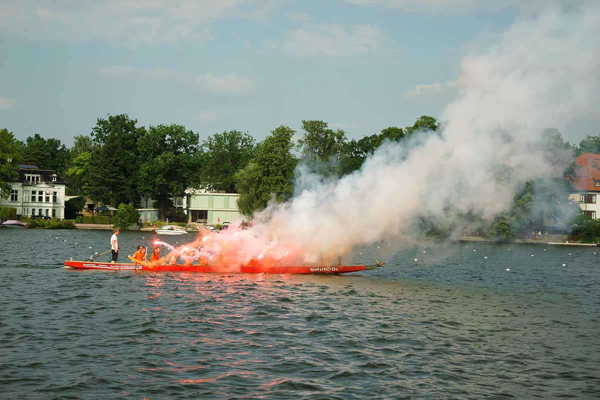Drachenboot-Fun-Cup