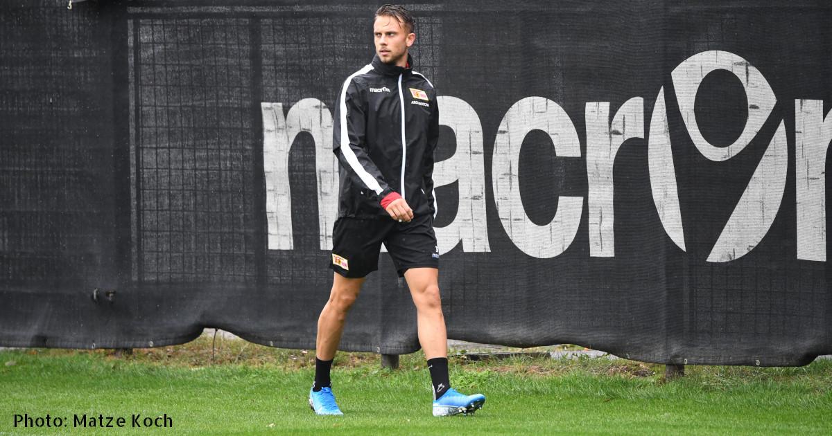 Marcus Ingvartsen vom 1. FC Union Berlin