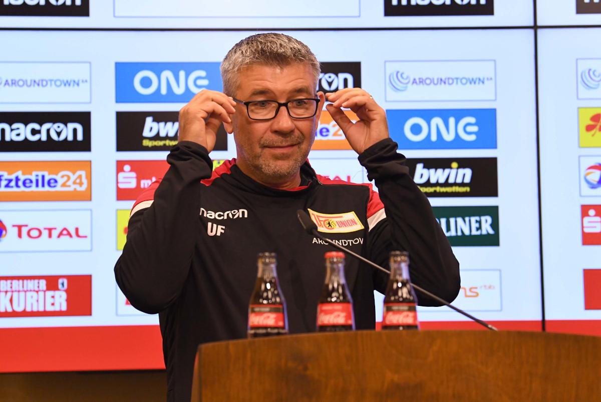 Union Trainer Urs Fischer