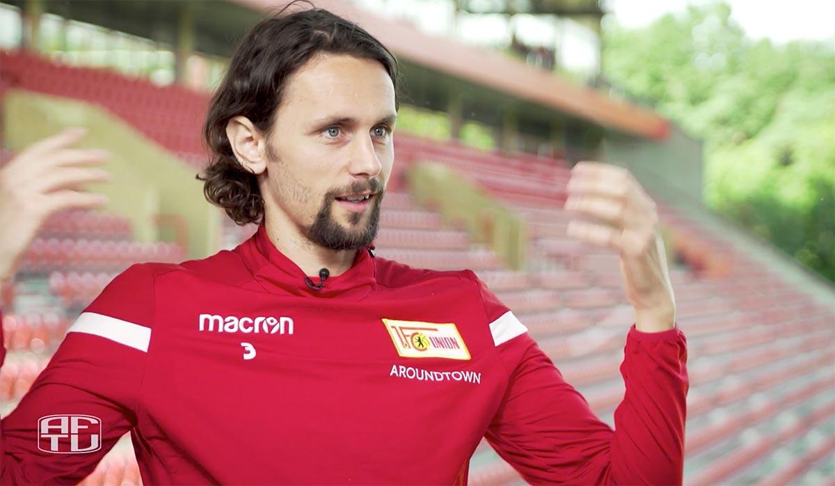 Neven Subotic vom 1. FC Union im Interview