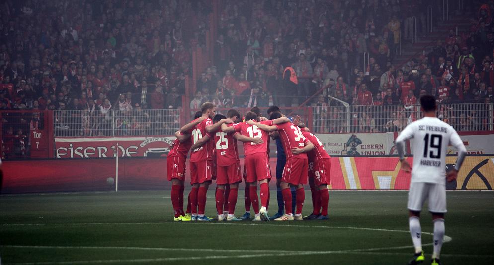 1. FC Union Mannschaft