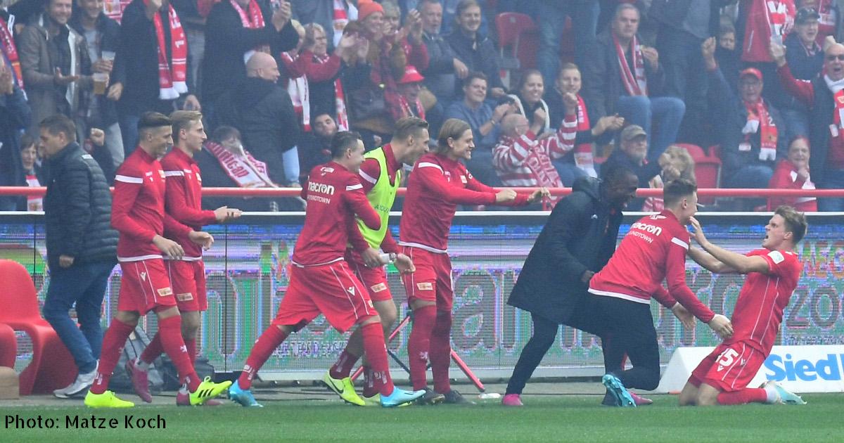 Marius Bülter 1. FC Union