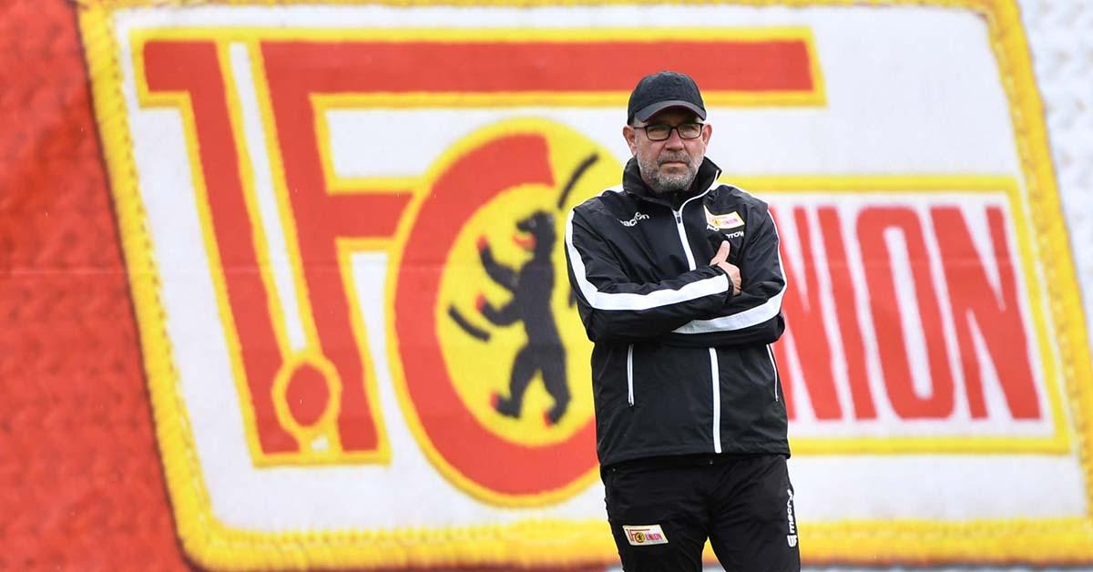 Trainer Urs Fischer (1. FC Union Berlin)