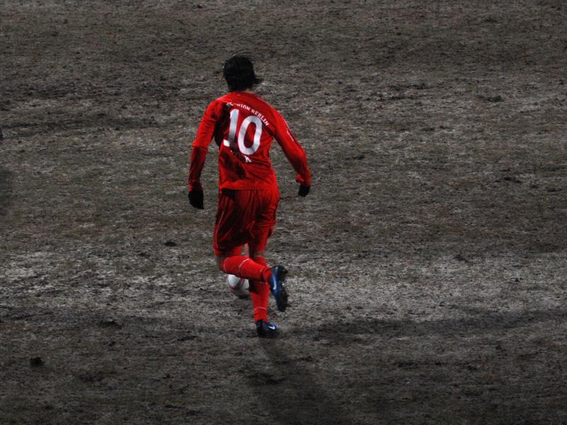 Santi Kolk Derby Union Hertha