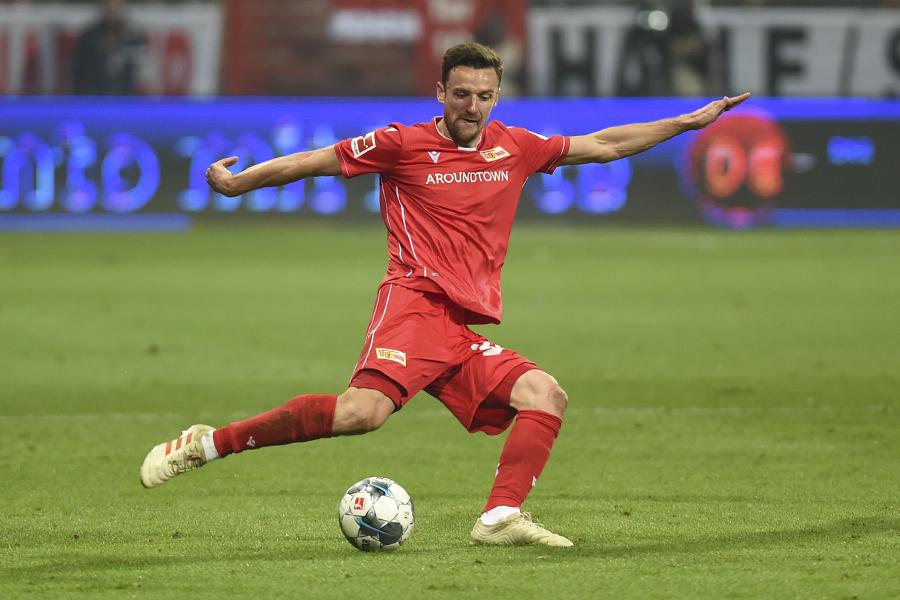 Christian Gentner vom 1. FC Union Berlin