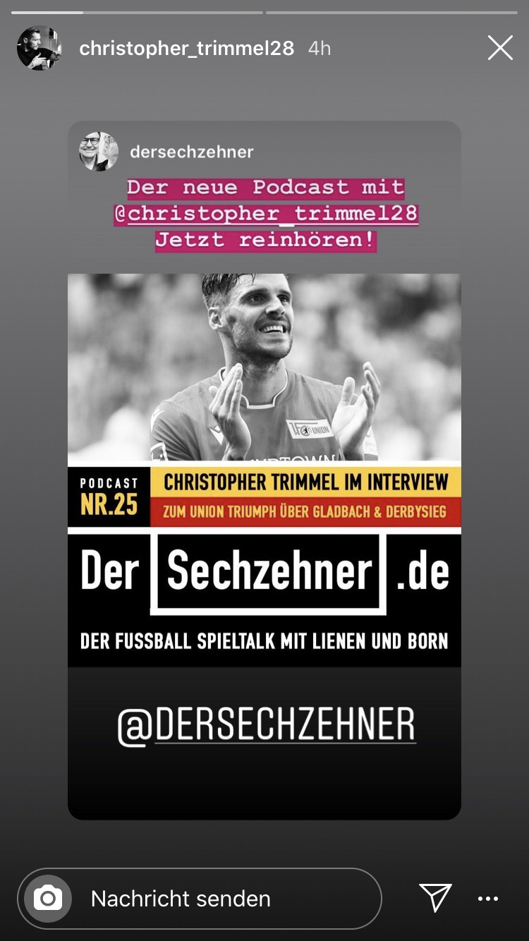 Christopher Trimmel Podcast