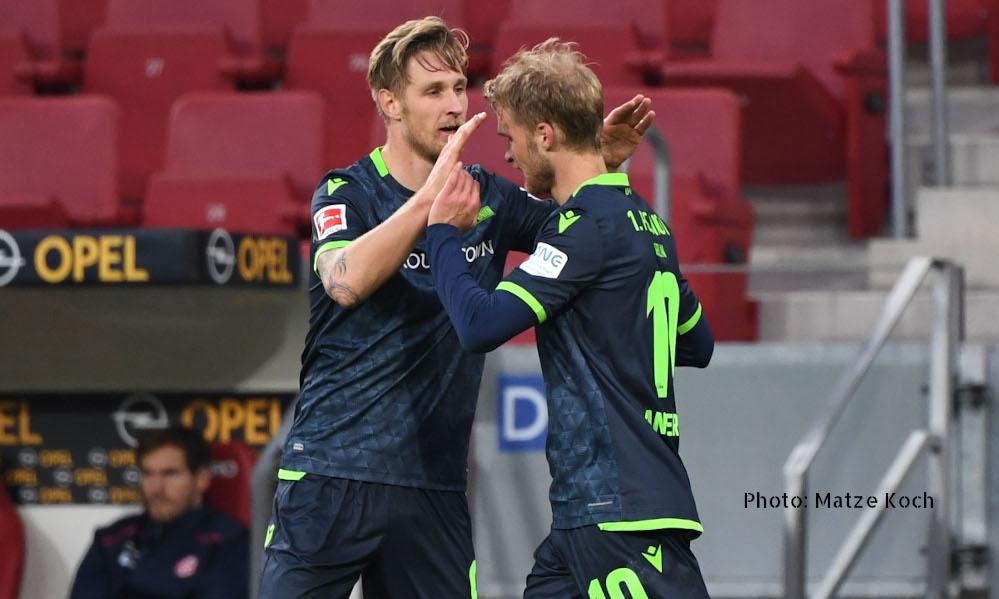 Sebastian Polter Sebastian Andersson 1. FC Union