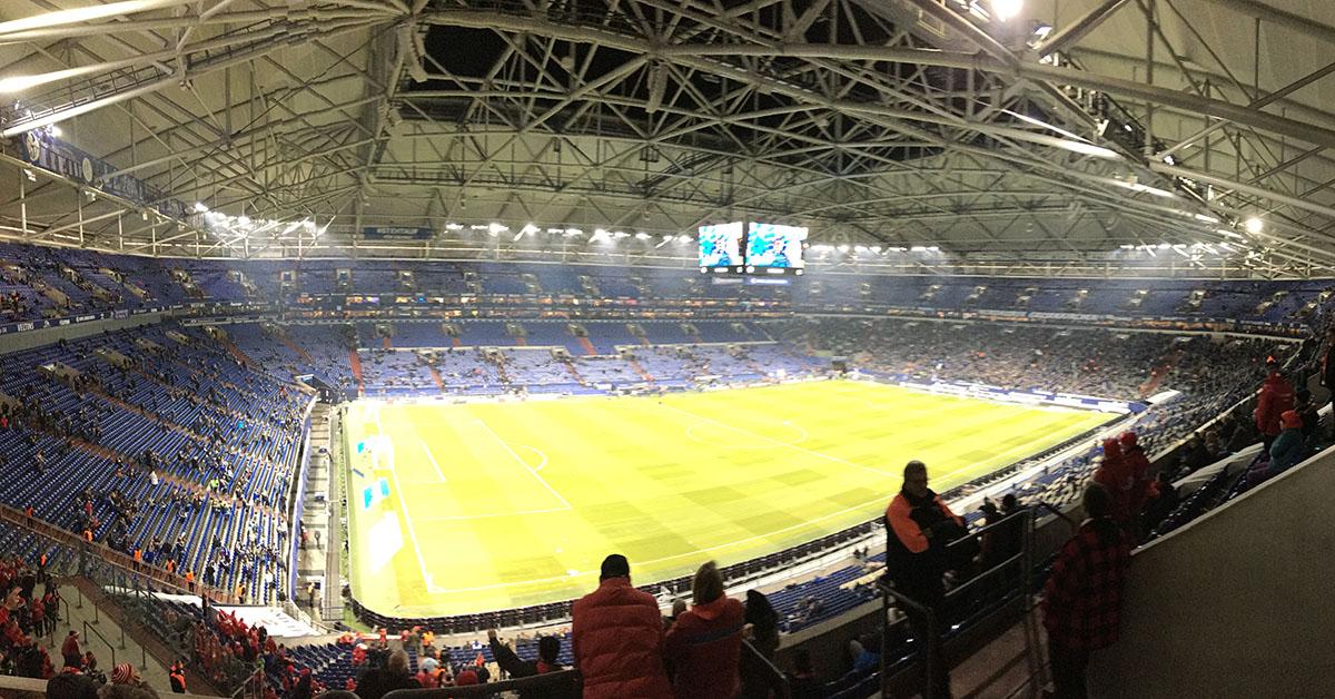Die Arena auf Schalke, Foto: Daniel Roßbach