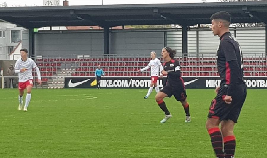 Die U17 des 1. FC Union Berlin verliert in Leipzig