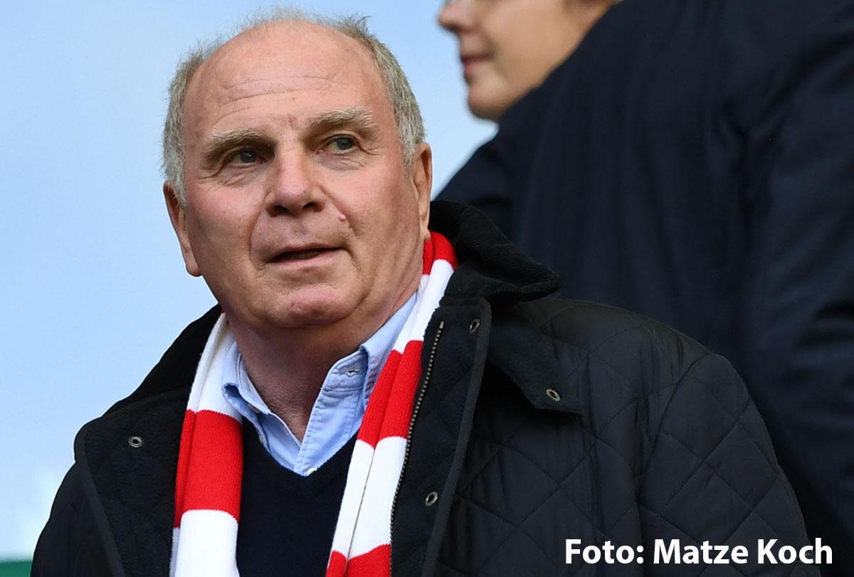 FC-Bayern-Präsident Uli Hoeneß
