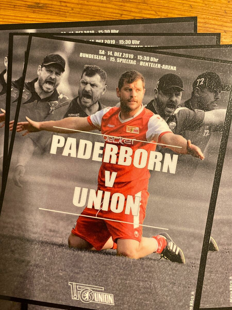 Paderborn 1. FC Union