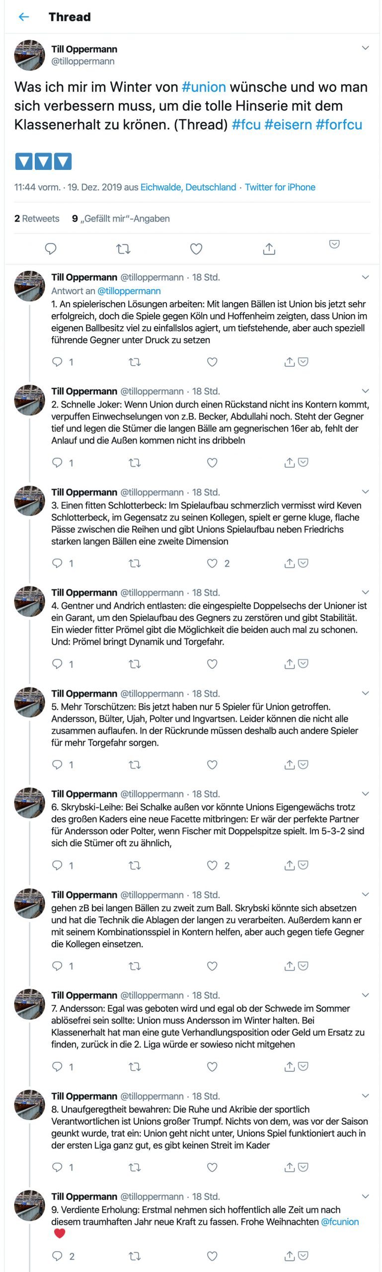 Screenshot: Twitter @tilloppermann