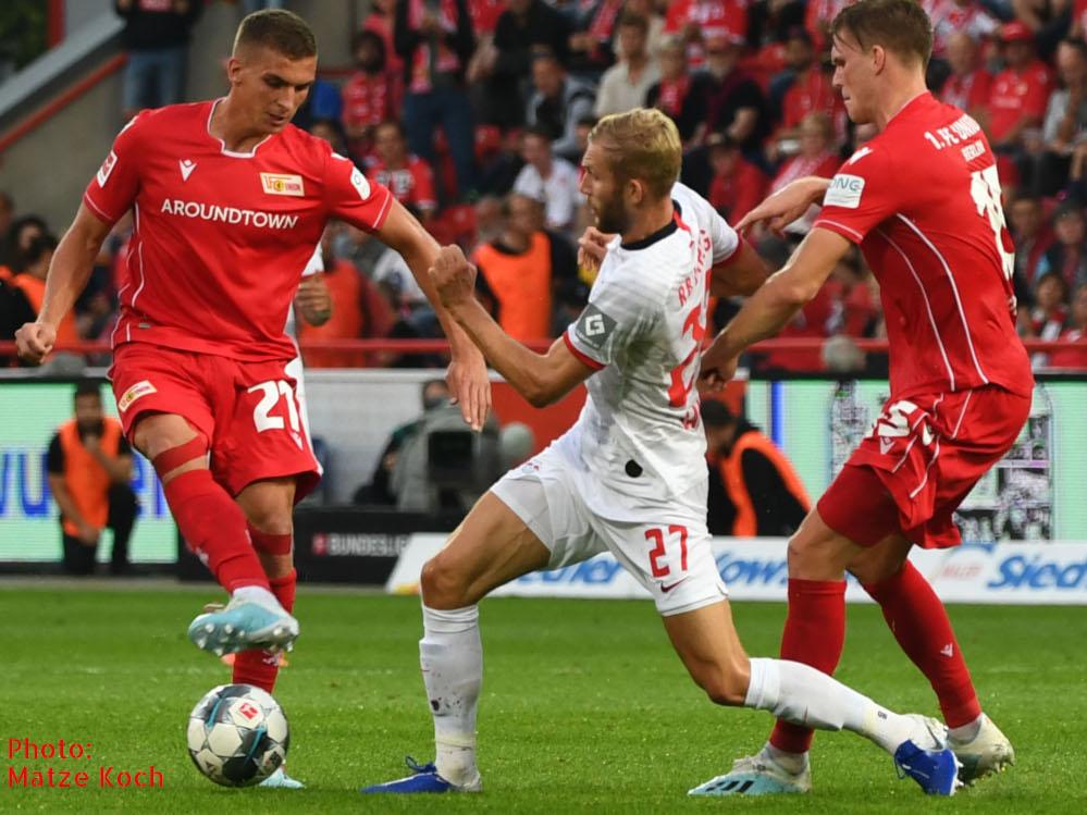 Grischa Prömel 1. FC Union RB Leipzig