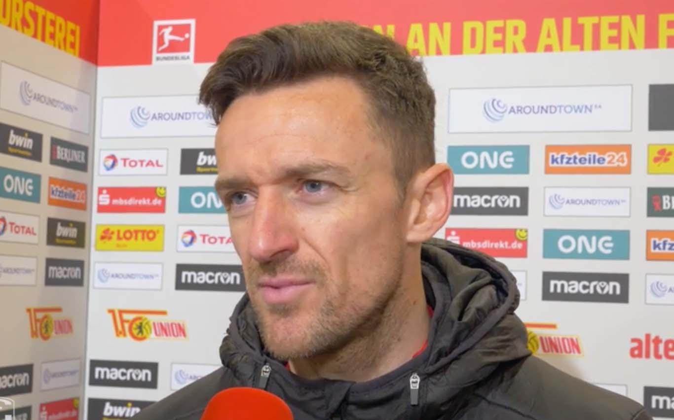 Christian Gentner im Interview nach dem Spiel bei AFTV