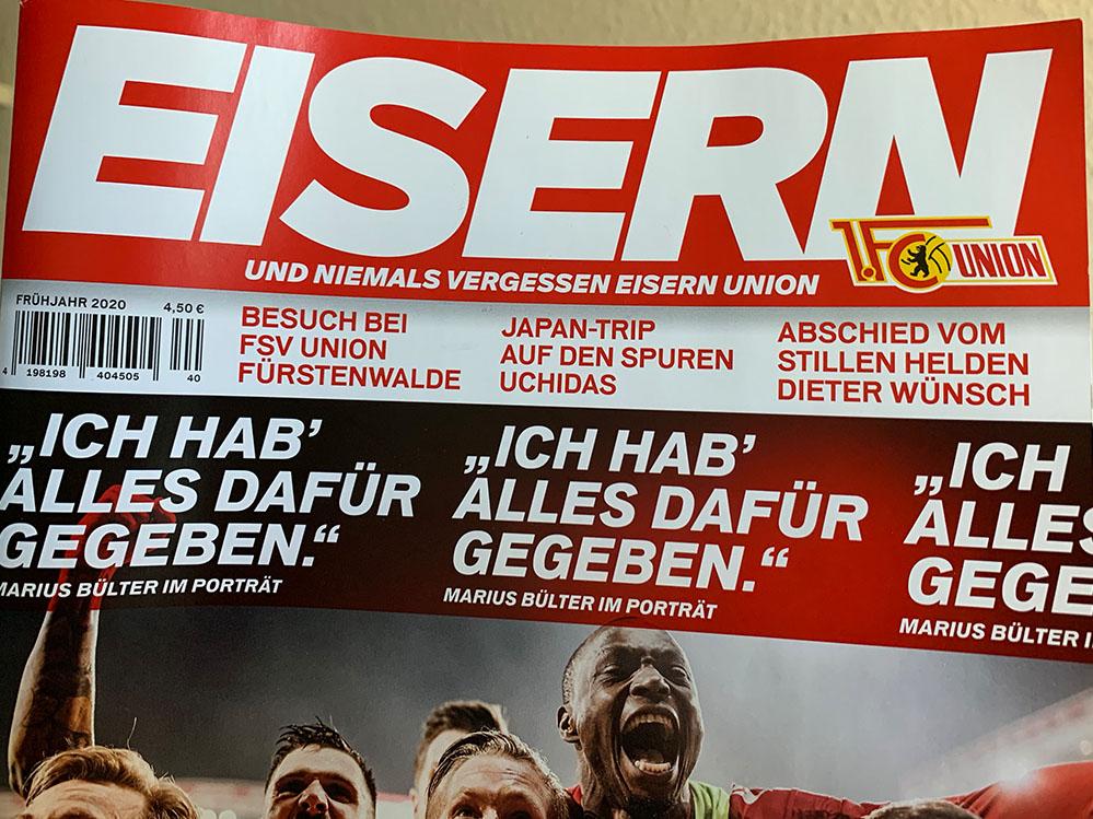 Das Eisern-Magazin des Berliner Verlags