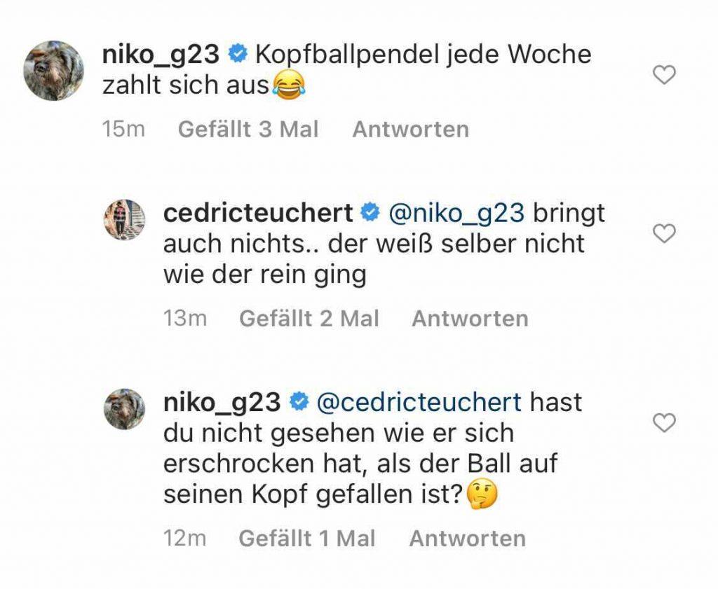 Instagram Union Gießelmann