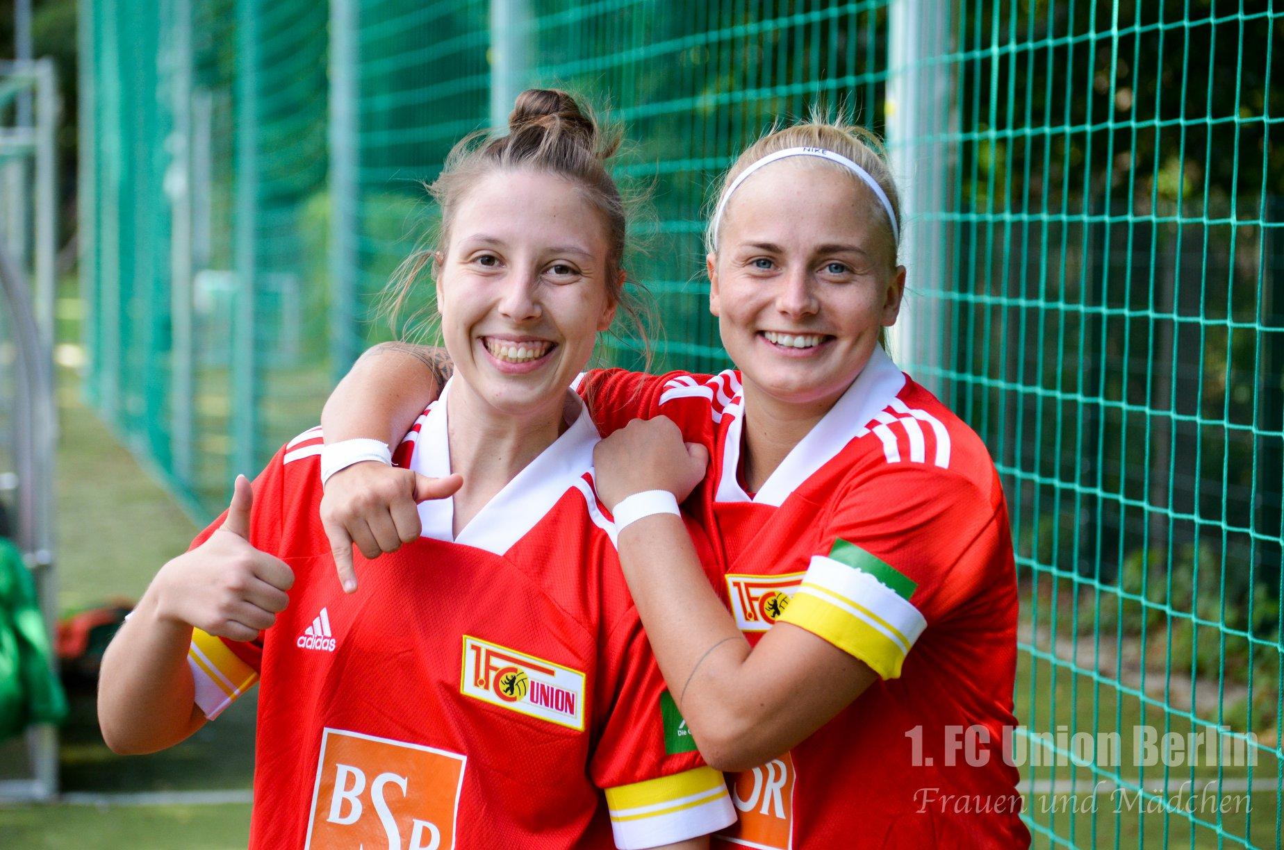 Endlich wieder Fußball, Foto: 1. FC Union Berlin Frauen