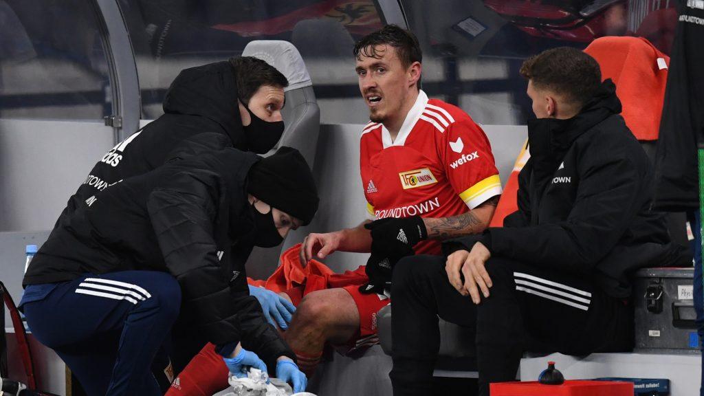 Max Kruse Verletzung