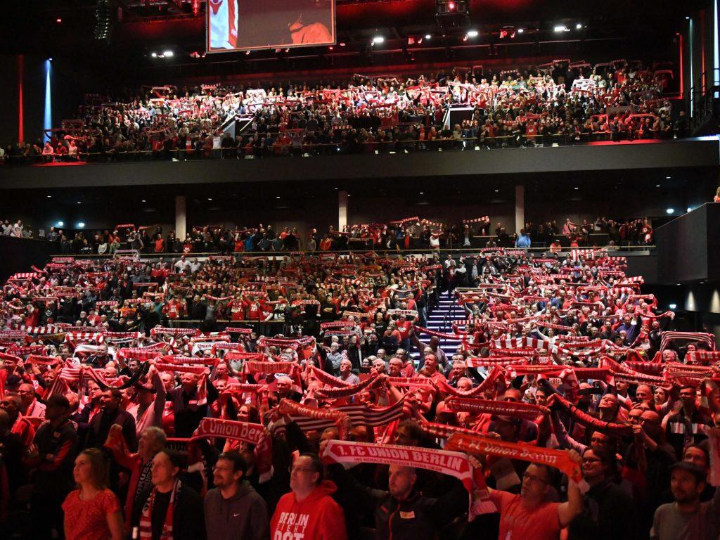 Mitgliederversammlung Union 2019