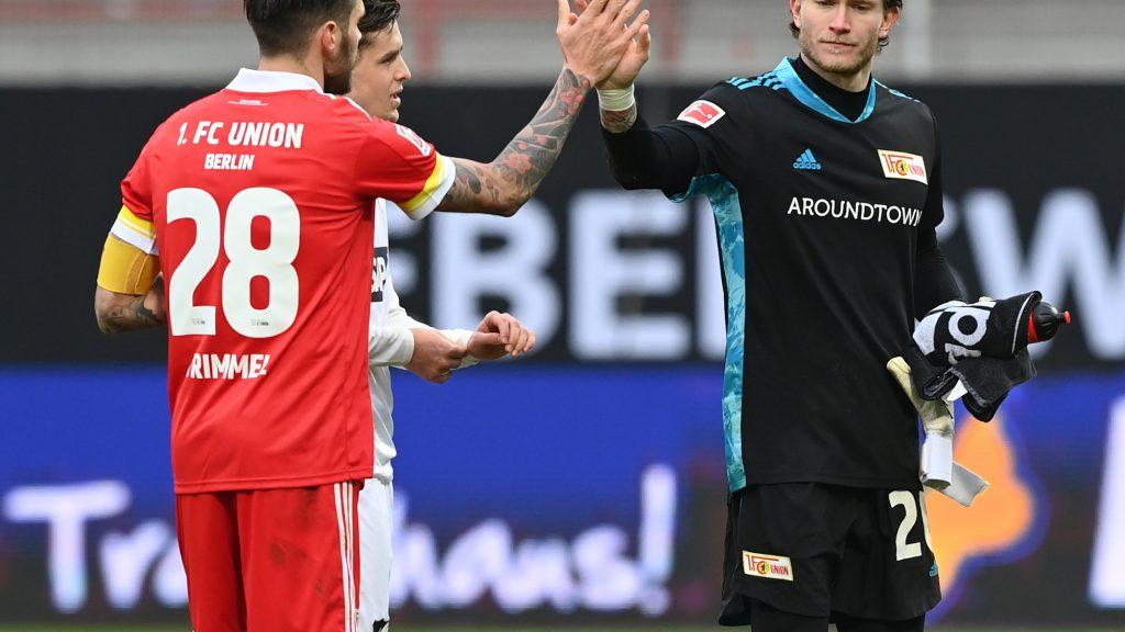 1. BL 1. FC Union - Hoffenheim 2020/21