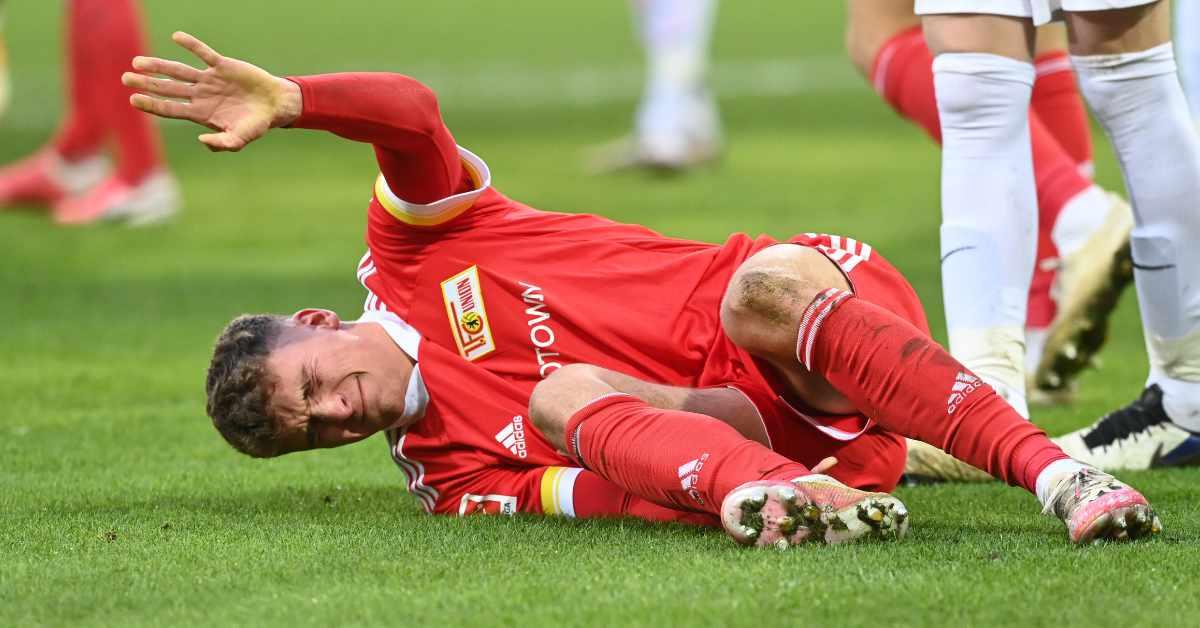 Grischa Prömel hat diese Saison mit Verletzungen zu kämpfen. Foto vom Spiel in Augsburg: Matze Koch