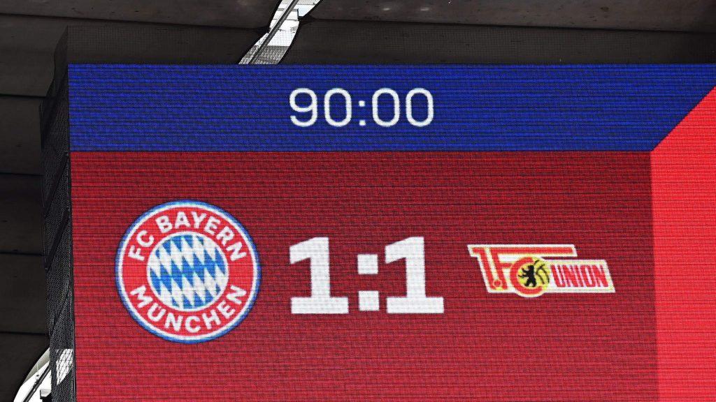 Union Berlin FC Bayern