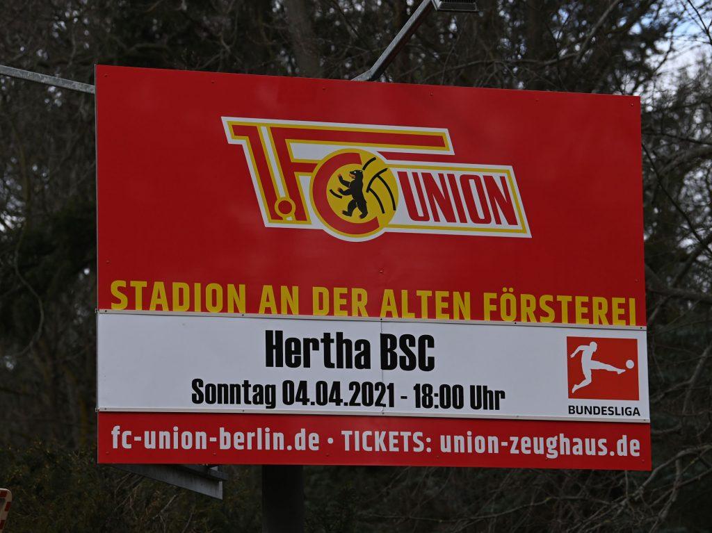 Derby Hertha Union
