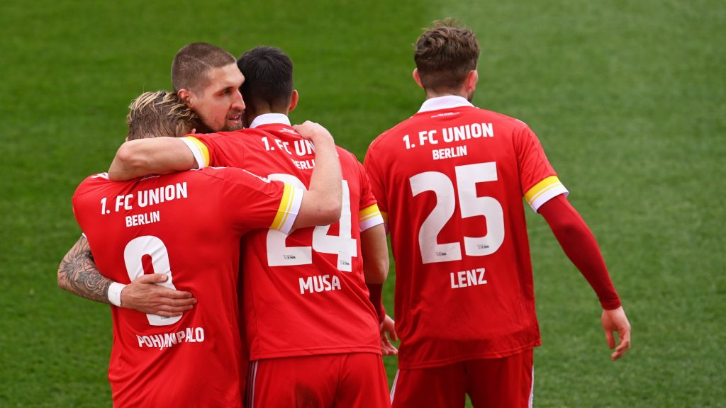 Christopher Lenz Union Berlin