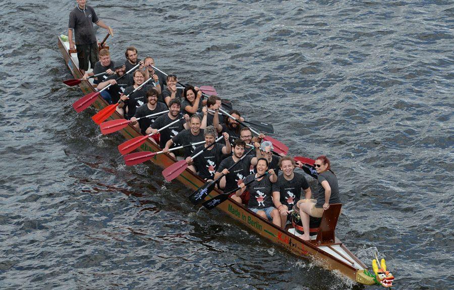 Union Drachenboot-Fun-Cup