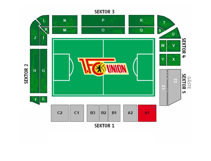 Am Mittwoch wurden noch reichlich Karten für das Spiel gegen Leverkusen angezeigt, Screenshot: Union Zeughaus