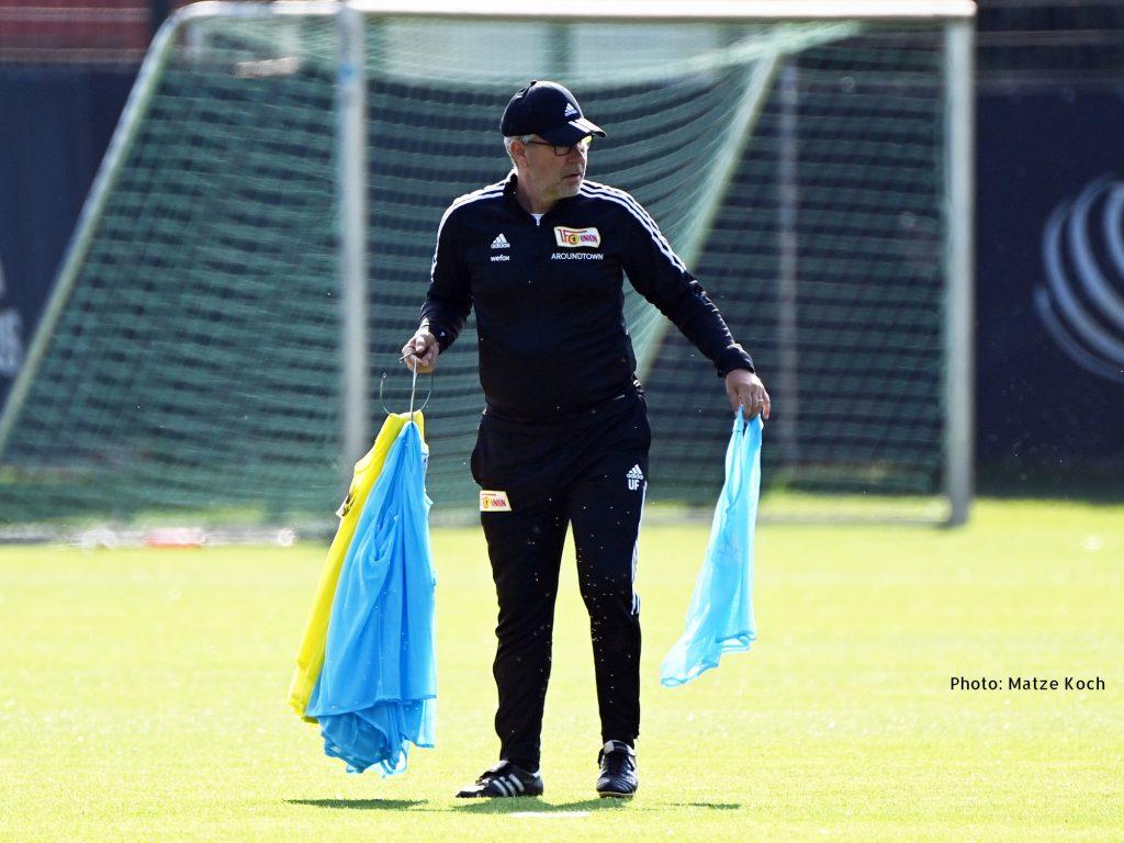 Urs Fischer Trainer Union Berlin