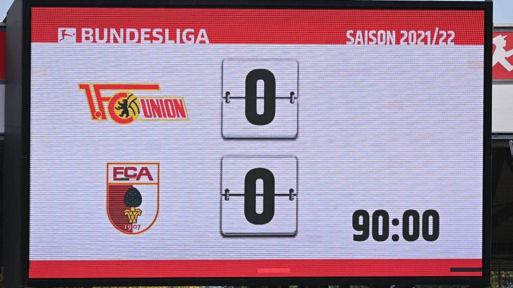 Union Agusburg Bundesliga